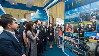 Hội chợ Vietnam Expo lần thứ 30 diễn ra từ 14-17/4/2021