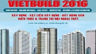 24-28/6: Hội chợ triển lãm Vietbuild TP.Hồ Chí Minh 2016