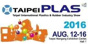 12-16/8: Hội chợ TAIPEIPLAS 2016 tại Đài Loan