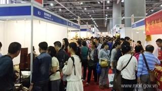 12-16/1/2017: Giới thiệu Hội chợ hàng Tết tại Đài Loan