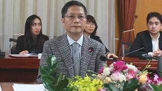 Bộ trưởng Trần Tuấn Anh tiếp và làm việc với Liên đoàn kinh tế Nhật Bản (Keidanren)