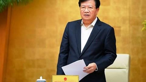 Phó thủ tướng nói về nguyên nhân gây ra lũ cao, sạt lở đất