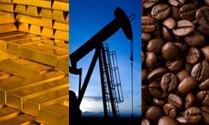Hàng hóa TG sáng 28/3: Giá dầu, cà phê và đường đều giảm