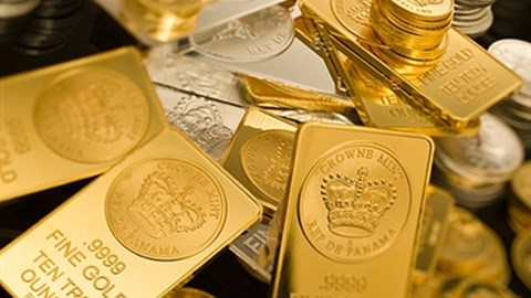 Hàng hóa TG phiên 26/3/2020: Giá vàng tăng mạnh, dầu giảm