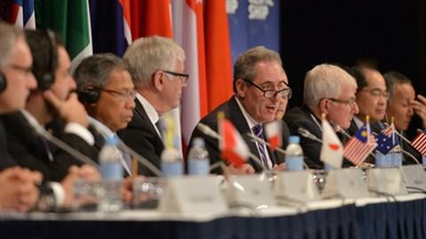 Nối lại đàm phán TPP vào ngày 22-25/8