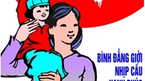 Tháng hành động 2019: Chấm dứt bạo lực với phụ nữ và trẻ em