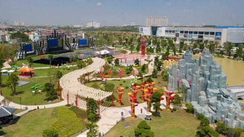 Vingroup khai trương khu vườn Nhật đẳng cấp hàng đầu Đông Nam Á