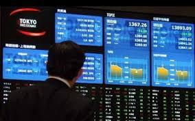 Chứng khoán châu Á yếu do bóng đen bao phủ nên nền kinh tế toàn cầu