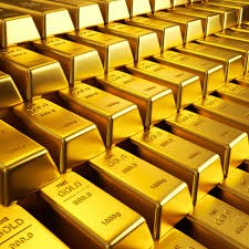 Vàng thế giới tăng nhẹ do đồng USD yếu