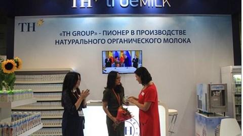 """2 """"tân binh"""" của TH đoạt giải thưởng lớn tại World Food Moscow 2017"""