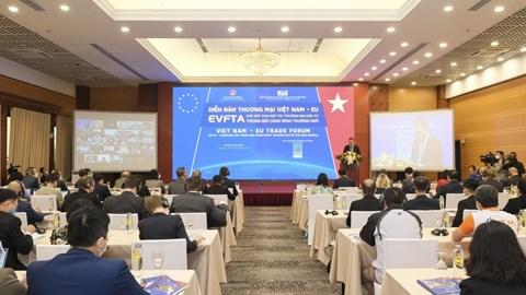 EVFTA – Sức bật cho hợp tác thương mại đầu tư trong bối cảnh bình thường mới