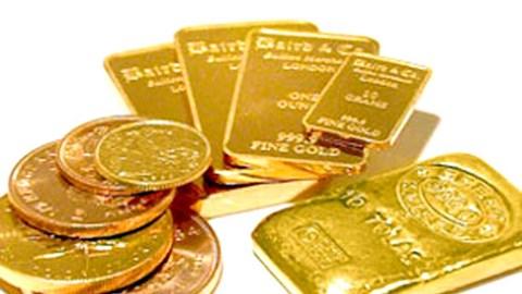 Giá vàng, tỷ giá 25/3/2017: giá vàng biến động nhẹ