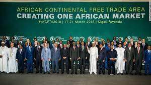 44 nước ký Hiệp định thiết lập Khu vực thương mại tự do châu Phi