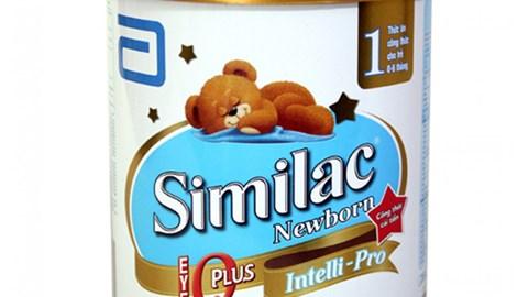Giá sữa mới của Công ty TNHH Dinh dướng 3A (Việt Nam)