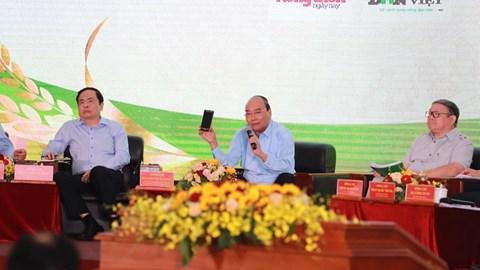28/9: Hội nghị Thủ tướng đối thoại với nông dân Thông tin doanh nghiệp