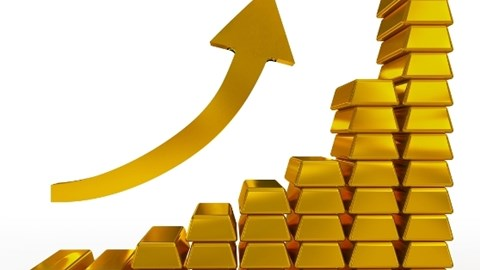 Giá vàng ngày 2/12/2020 tăng mạnh trở lại
