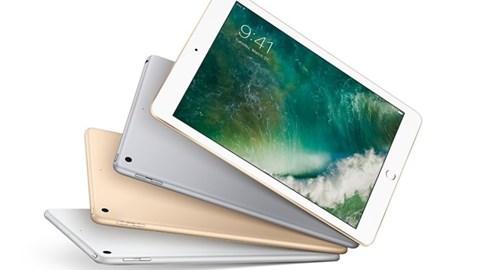 Apple tung iPad 9,7 inch mới, giá từ 330 USD