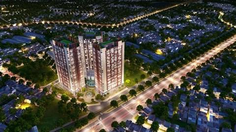 Căn hộ cao cấp Imperial Plaza đang gây chú ý tại khu Nam Hà Nội