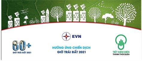 1 giờ tắt đèn hưởng ứng Giờ Trái đất 2021, Việt Nam tiết kiệm 353.000 kWh