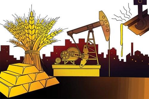 TT hàng hóa quốc tế tháng 3/2021: Giá dầu, vàng và cà phê đều giảm