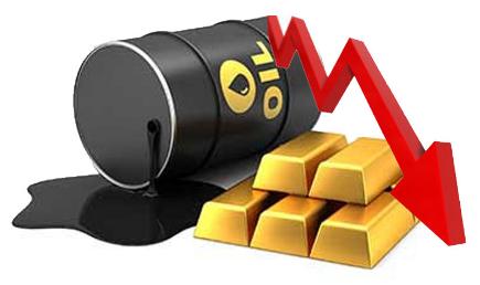 TT hàng hóa quốc tế phiên 7/9: Giá dầu, vàng và cà phê cùng giảm