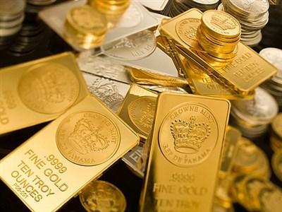 Giá vàng thế giới đột ngột giảm nhanh do USD mạnh lên