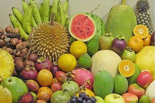 Nhập khẩu trái cây vào Trung Quốc lần đầu tiên vượt xuất khẩu