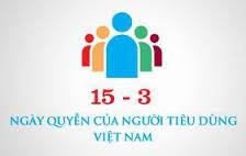 Sôi nổi hưởng ứng Ngày Quyền của người tiêu dùng 15/3