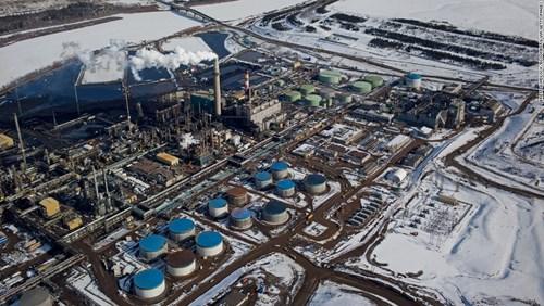 Sản lượng dầu đá phiến của Mỹ tăng lên kỷ lục 8,8 triệu thùng/ngày trong tháng 10