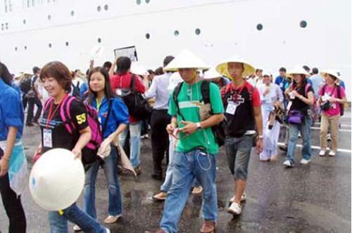 Việt Nam tiếp tục là điểm đến thu hút khách du lịch