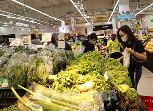 Hà Nội đáp ứng đủ nhu cầu thực phẩm cho hơn 10 triệu dân