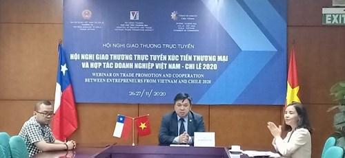 Doanh nghiệp cần tận dụng các FTA để mở rộng khai thác thị trường Chi Lê