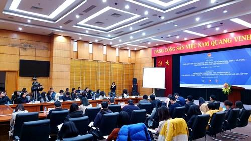 Hội thảo thúc đẩy hợp tác thương mại và đầu tư với ba nước Mexico, Chile và Peru