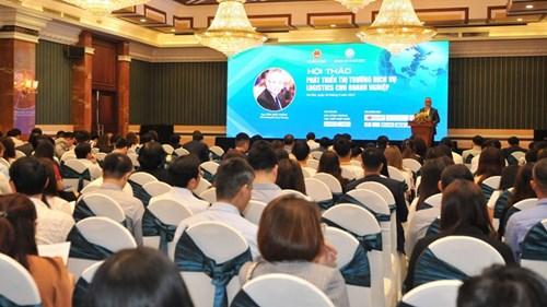 Nâng cao năng lực cạnh tranh, phát triển thị trường dịch vụ logistics cho DN