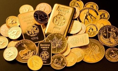 Giá vàng ngày 22/7/2019 tăng nhẹ
