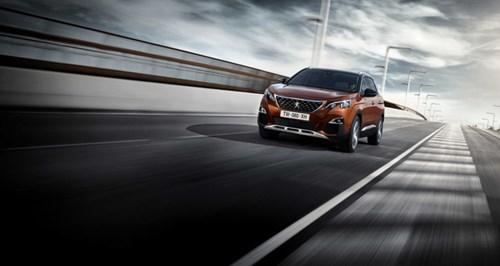 Peugeot ra mắt mẫu 3008 mới với thiết kế sang trọng, lịch lãm 13