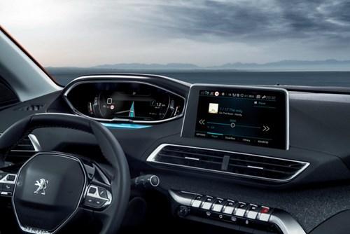 Peugeot ra mắt mẫu 3008 mới với thiết kế sang trọng, lịch lãm 2
