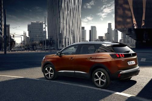 Peugeot ra mắt mẫu 3008 mới với thiết kế sang trọng, lịch lãm