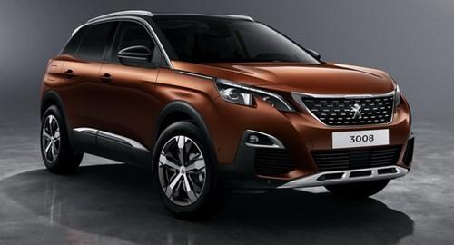 Peugeot ra mắt mẫu 3008 mới với thiết kế sang trọng, lịch lãm 1