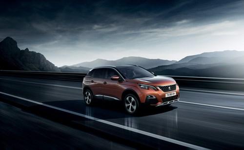 Peugeot ra mắt mẫu 3008 mới với thiết kế sang trọng, lịch lãm 5
