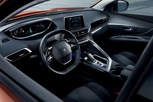 Peugeot ra mắt mẫu 3008 mới với thiết kế sang trọng, lịch lãm 3