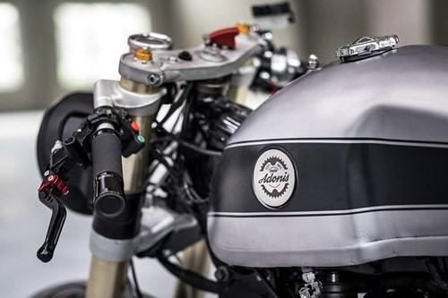 Moto Yamaha 750 phan khoi do bat mat hinh anh 7