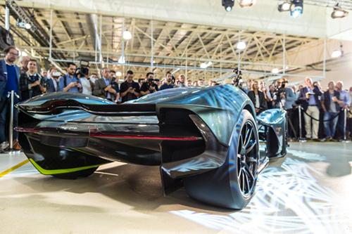 Aston Martin san xuat sieu xe F1 duong pho gia 4 trieu USD hinh anh 6