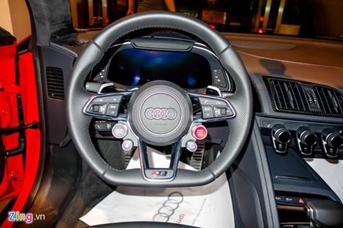 Sieu xe Audi R8 V10 Plus ve tay thieu gia Phan Thanh hinh anh 6