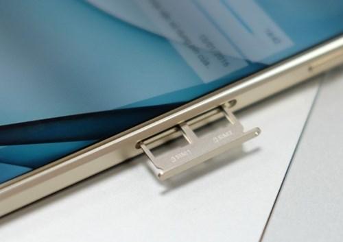 Galaxy A9 Pro 2016: Man hinh lon, pin 5.000 mAh sap ban o VN hinh anh 7