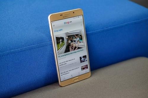 Galaxy A9 Pro 2016: Man hinh lon, pin 5.000 mAh sap ban o VN hinh anh 11