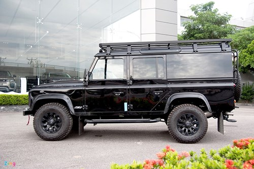 Xe off-road Land Rover Defender hon 2 ty ve Viet Nam hinh anh 3