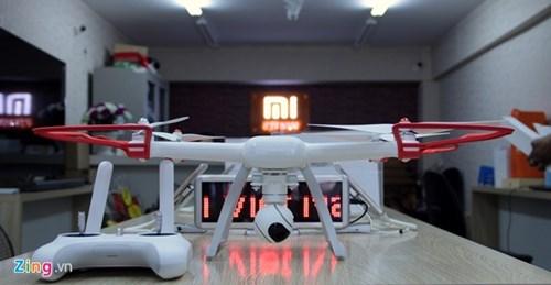 Xiaomi Mi Drone ve Viet Nam, gia 11,5 trieu dong hinh anh 1