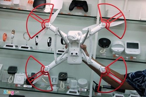 Xiaomi Mi Drone ve Viet Nam, gia 11,5 trieu dong hinh anh 5