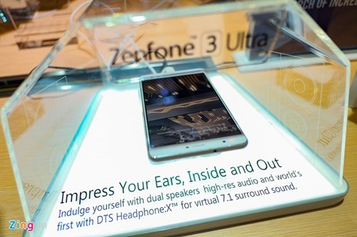 Anh thuc te Zenfone 3 Ultra man hinh lon sap ban o Viet Nam hinh anh 7